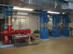 HP Central Chiller Plant Expansion