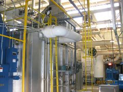 Fort Carson Central High Temperature Hot Water Plant Upgrade